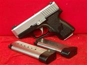 Kahr CM40 40S&W Pistol - 3 Mags - Front Night Sight